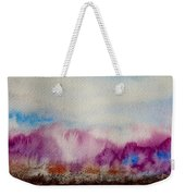 Into The Mist I Weekender Tote Bag