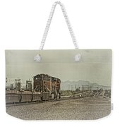 Into The Mojave Weekender Tote Bag