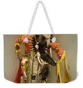 Pow Wow Into The Mystic Weekender Tote Bag