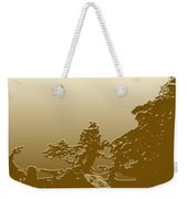 Into The Night Weekender Tote Bag
