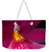 Into The Orchid Weekender Tote Bag