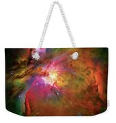 Into The Orion Nebula Weekender Tote Bag by Jennifer Rondinelli Reilly - Fine Art Photography
