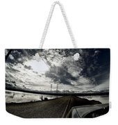 Two-lane Escape Weekender Tote Bag