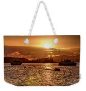 Into The Sun  Weekender Tote Bag