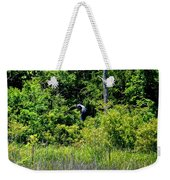 Into The Sunlight He Rises Weekender Tote Bag