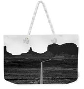 Into The Valley Of Monuments Weekender Tote Bag