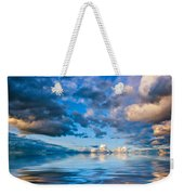 Into The Wild Blue Yonder Weekender Tote Bag