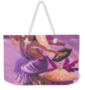 Intore Dance From Rwanda Weekender Tote Bag