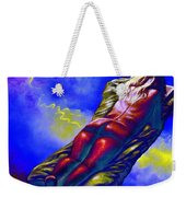 Intoxicated By The Sexual Mystery Of Books Weekender Tote Bag