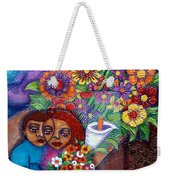 Invention Of Love Closer Weekender Tote Bag