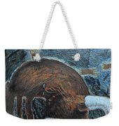 Invidious Tree In Opera Gloves Weekender Tote Bag