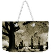 Invisible Light Weekender Tote Bag
