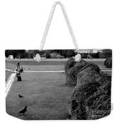 Invisible Tourist Weekender Tote Bag