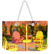 Invitation To Florida Sunset Weekender Tote Bag