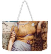 Ionian Dancking Girl Weekender Tote Bag