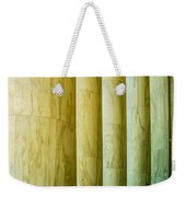 Ionic Architectural Columns Details Weekender Tote Bag