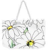 iPhone-Case-Flower-Daisy2 Weekender Tote Bag