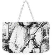 iPhone-Case-Geronimo Weekender Tote Bag