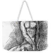 iPhone-Case-Nude-Male1 Weekender Tote Bag