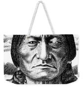 iPhone-Case-Sitting-Bull Weekender Tote Bag