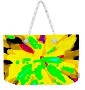 Iphone Cases Colorful Flowers Abstract Roses Gardenias Tiger Lily Florals Carole Spandau Cbs Art 182 Weekender Tote Bag