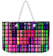 Iphone Cases Colorful Intricate Geometric Covers Cell And Mobile Phone Art Carole Spandau Cbs 169  Weekender Tote Bag
