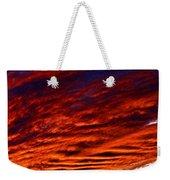 iPhone Southwestern Skies Weekender Tote Bag