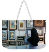 Iran Isfahan Art Shop Weekender Tote Bag