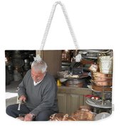 Iran Isfahan Copper Artisan Weekender Tote Bag