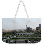 Iran Isfahan Landmarks Weekender Tote Bag