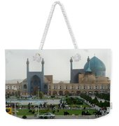 Iran Isfahan  Weekender Tote Bag
