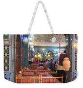 Iran Isfahan Restaurant Weekender Tote Bag