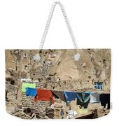 Iran Kandovan Stone Village Laundry Weekender Tote Bag