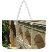 Iran Shiraz Mosque And School Weekender Tote Bag