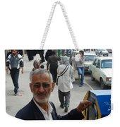 Iran Street Of Mashad Weekender Tote Bag