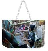 Iran Textiles Cave Isfahan  Weekender Tote Bag
