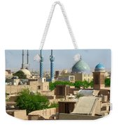 Iran Yazd From The Rooftops  Weekender Tote Bag