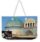 Iran Yazd Old And New Weekender Tote Bag