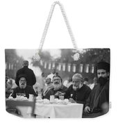 Iraq Joins League Of Nations Weekender Tote Bag