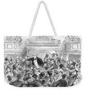 Ireland Election, 1857 Weekender Tote Bag