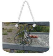 Ireland Rosary For Remembrance Weekender Tote Bag