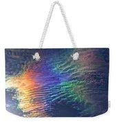 Iridescent Clouds 1 Weekender Tote Bag