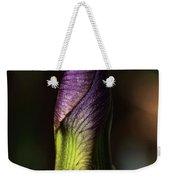 Iris Bud Weekender Tote Bag