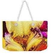 Iris - Customized Weekender Tote Bag