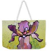 Iris II Weekender Tote Bag