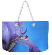 Iris Oasis Weekender Tote Bag