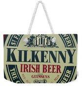 Irish Beer Weekender Tote Bag