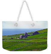 Irish Farm 1 Weekender Tote Bag