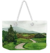 Irish Greens Weekender Tote Bag