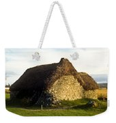 Irish Hut Weekender Tote Bag